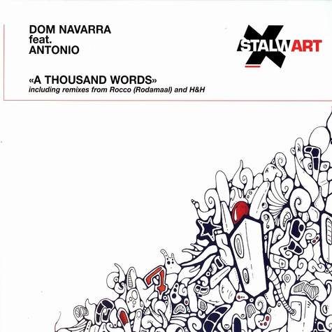 Dom Navarra - A thousand words feat. Antonio