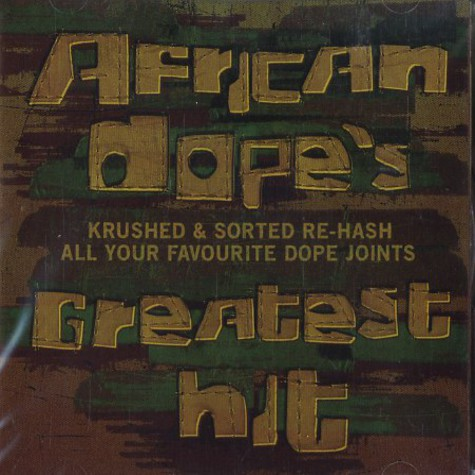 African Dope presents - African Dope'S greatest hits