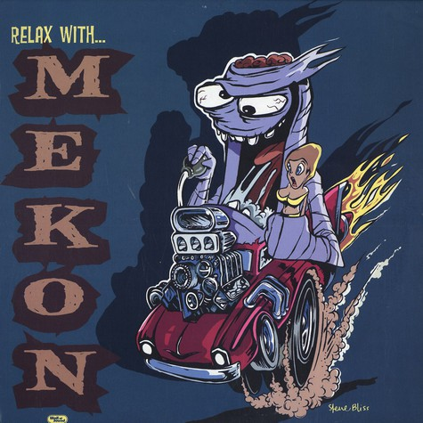 Mekon - Relax with