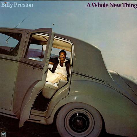 Billy Preston - A Whole New Thing