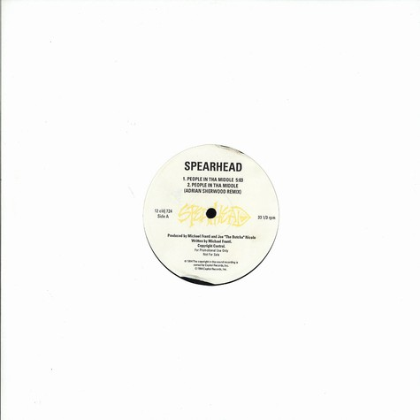 Spearhead - People in tha middle