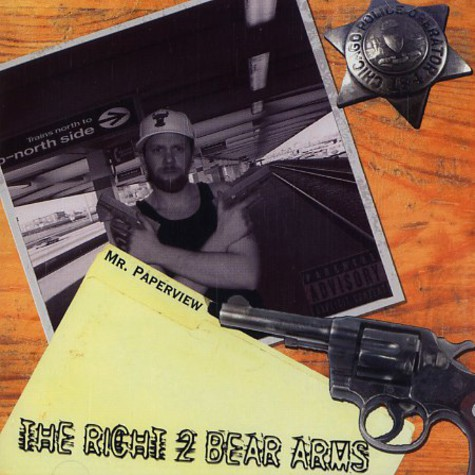 Mr. Paperview - The right 2 bear arms