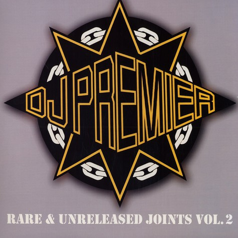 DJ Premier - Rare & unreleased joints volume 2
