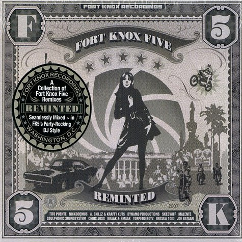 Fort Knox Five - Reminted