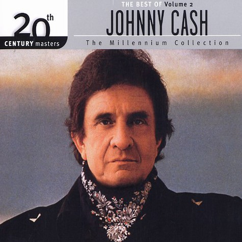 Johnny Cash - The best of Volume 2 - 20th Century masters