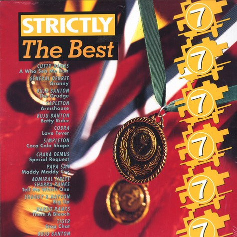 Strictly The Best - Volume 7