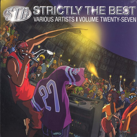 Strictly The Best - Volume 27