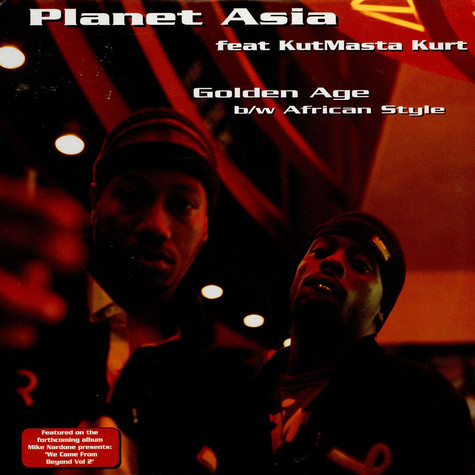 Planet Asia - Golden Age