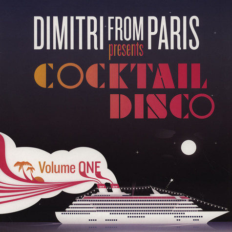 Dimitri From Paris - Cocktail disco volume 1