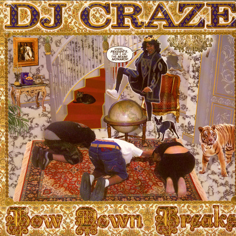 DJ Craze - Bow Down Breaks