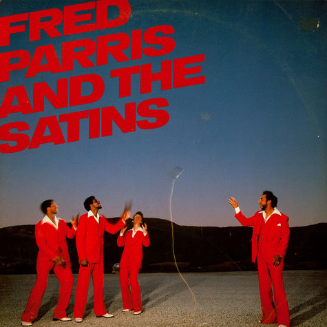 Fred Parris and The Satins - Fred Parris and The Satins