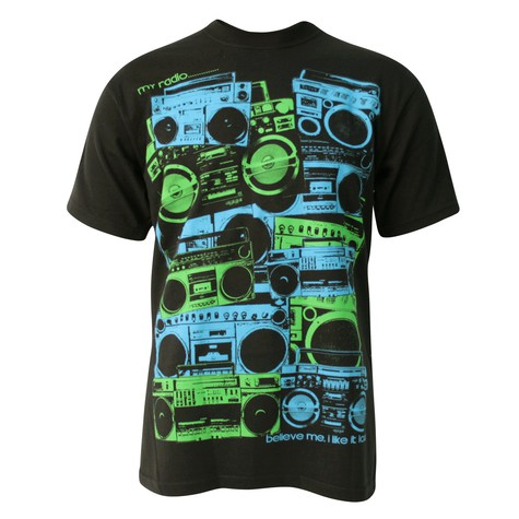 Manifest - Boomboxes T-Shirt