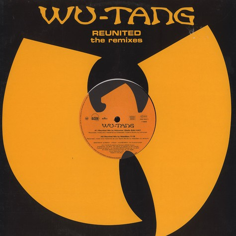 Wu-Tang Clan - Reunited the remixes