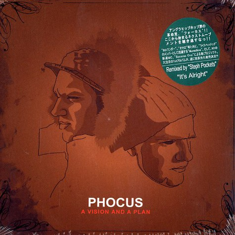 Phocus - A vision and a plan