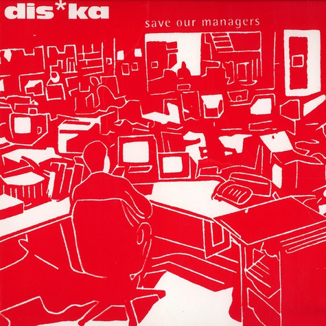 Diska - Save our managers