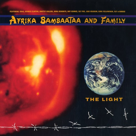 Afrika Bambaataa & Family - The Light