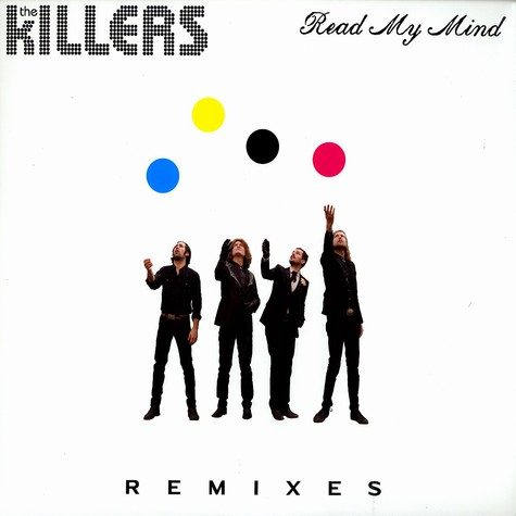 Killers, The - Read my mind remixes