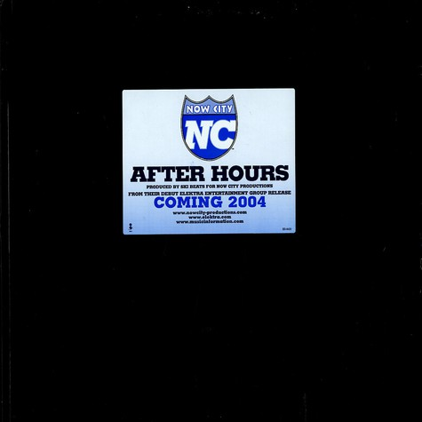 Now City - After hours