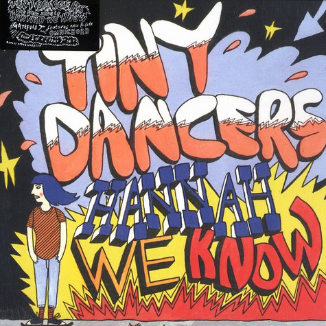 Tiny Dancers - Hannah we know Part 1 of 2