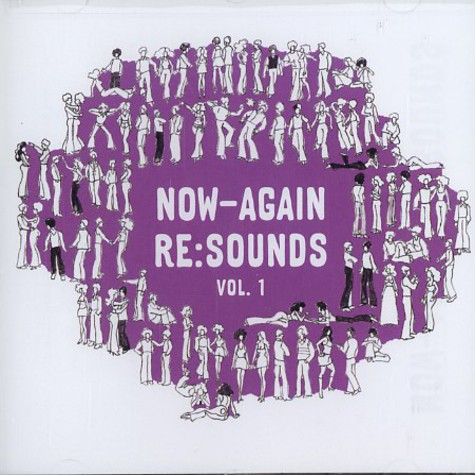 Now Again - Re:sounds volume 1
