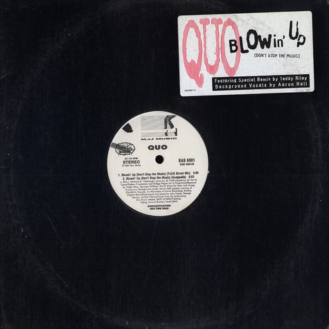 Quo - Blowin up Teddy Riley remix