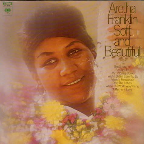Aretha Franklin - Soft And Beautiful