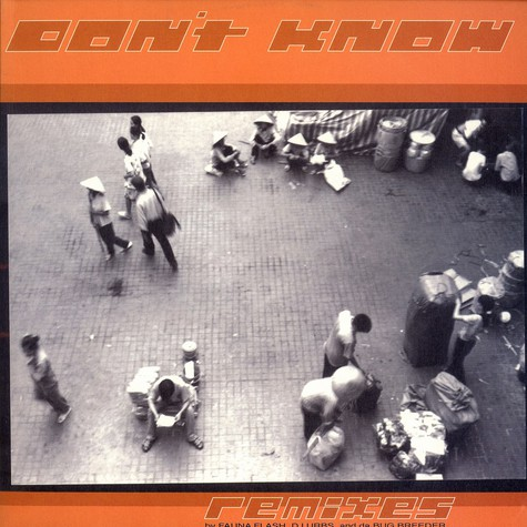 Wei Chi & DJ Rude Teen - Don't know remixes