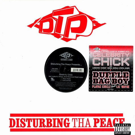 Disturbing Tha Peace presents - Celebrity chick feat. Ludacris, Chingy, Small World & Steph Jones