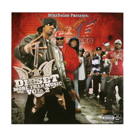 Dipset - More than music 2 Poster