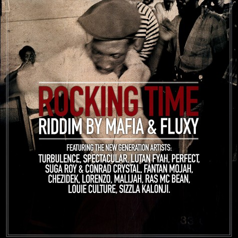 Mafia & Fluxy - Rocking time riddim