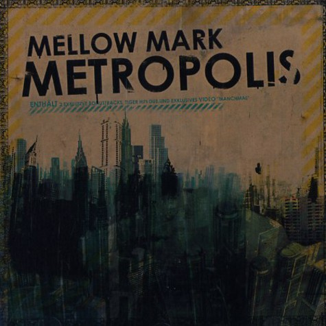 Mellow Mark - Metropolis