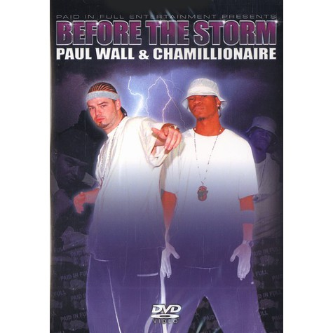 Paul Wall & Chamillionaire - Before the storm