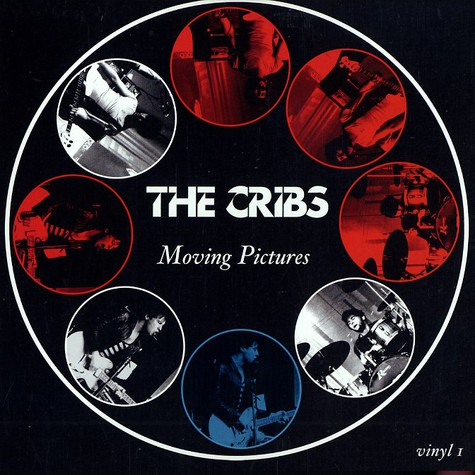 Cribs, The - Moving pictures Vinyl 1