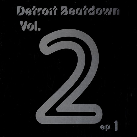 Detroit Beatdown - Volume 2 EP 1