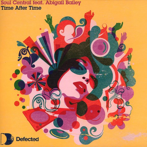 Soul Central - Time after time feat. Abigail Bailey