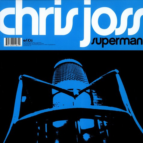 Chris Joss - Superman