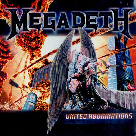 Megadeath - United abominations