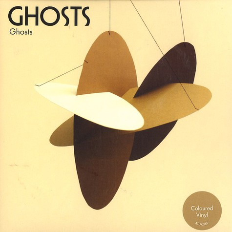 Ghosts - Ghosts