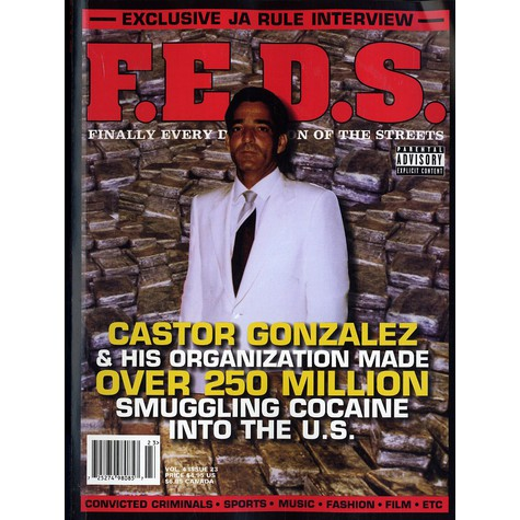 F.E.D.S. Magazine - Vol. 4 Issue 23