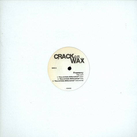 Crack On Wax - Volume 63