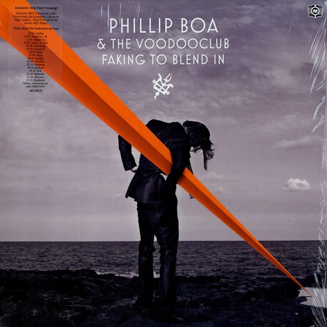 Phillip Boa & The Voodooclub - Faking the blend in