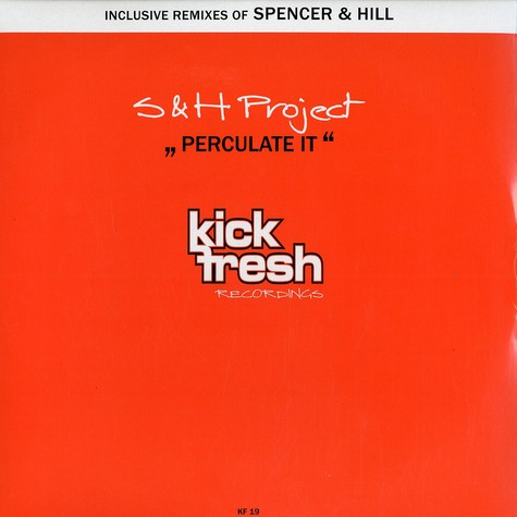S&H Project (Spencer & Hill) - Perculate it