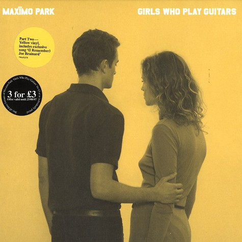 Maximo Park - Girls who play guitars part 2 of 2
