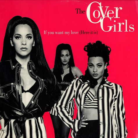 Cover Girls, The - If you want my love