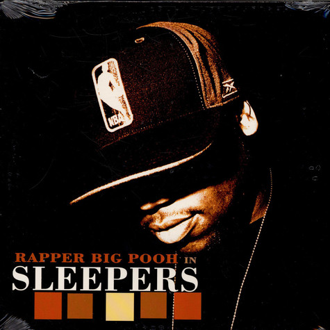 Rapper Big Pooh of Little Brother - Sleepers