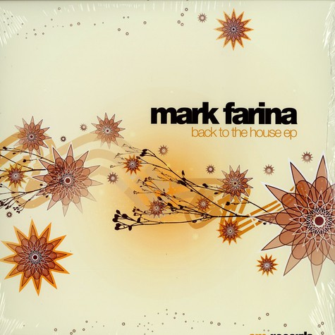DJ Mark Farina - Back to the house EP