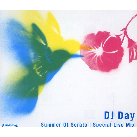 DJ Day - Summer of serato - special live mix