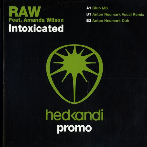 Raw - Intoxicated feat. Amanda Wilson