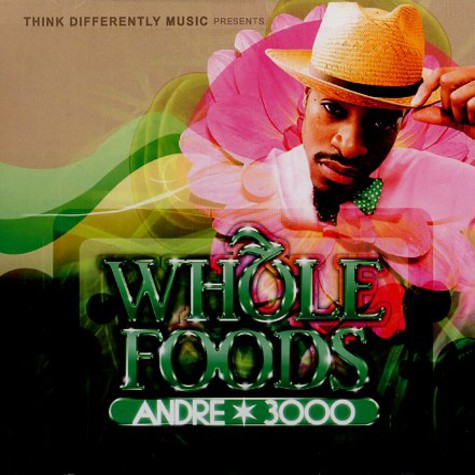 Andre 3000 of Outkast - Whole foods