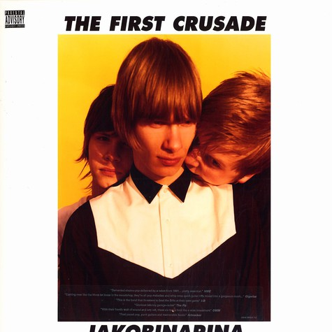 Jakobinarina - The first crusade